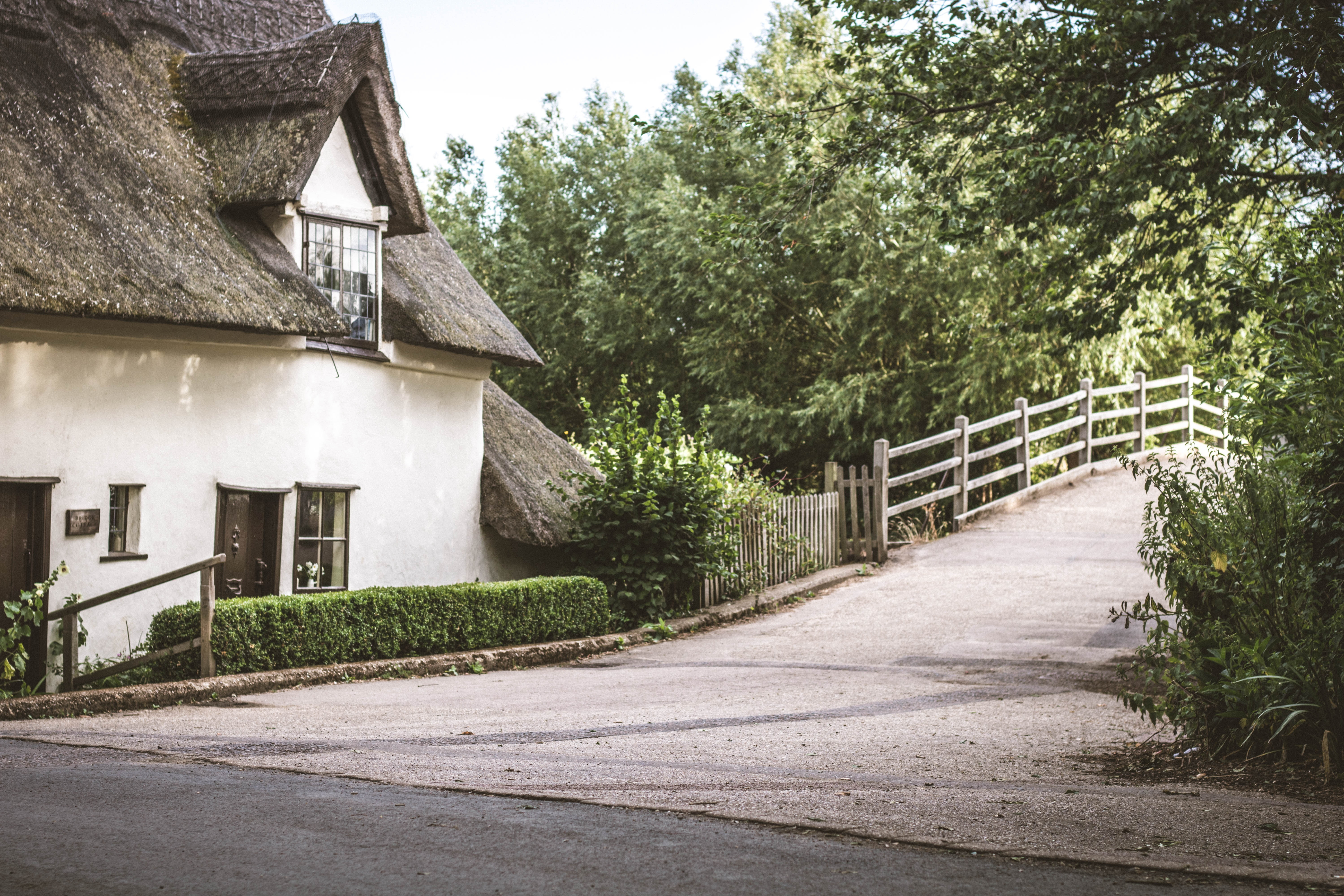 countryside cottage in suffolk